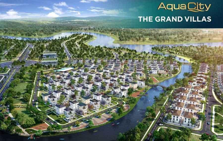 Aqua City Grand Villas