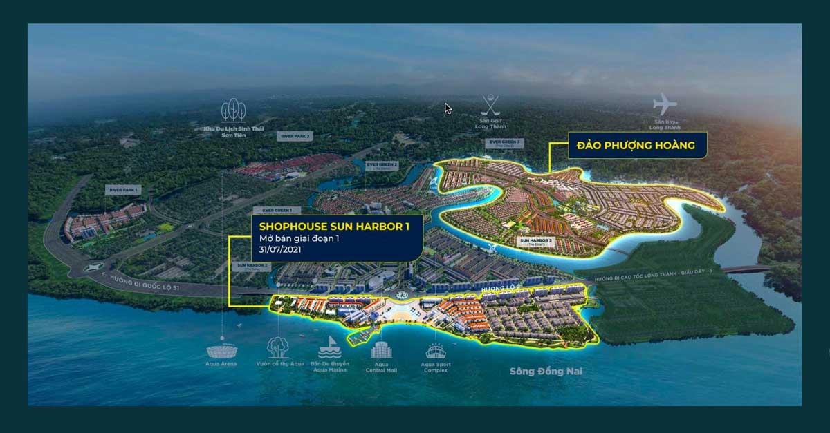 Quý 3 mở bán aqua city phân khu mới
