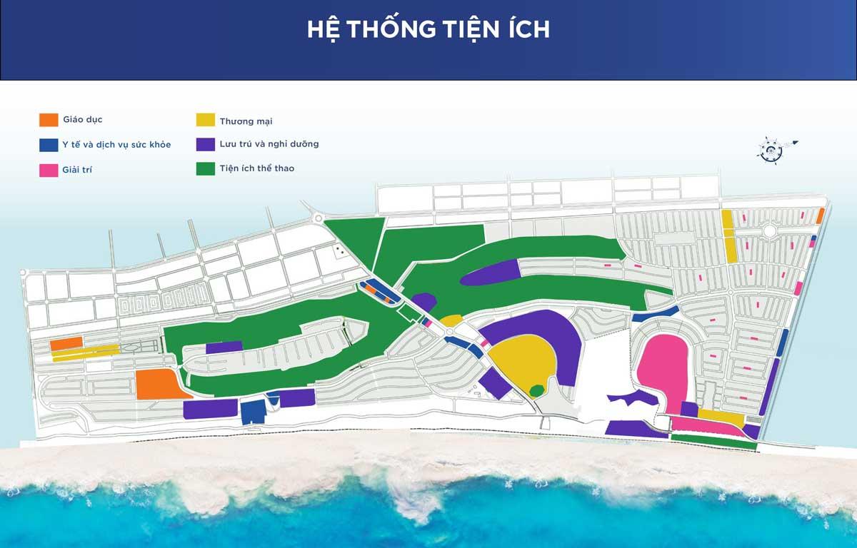 Novaworld Phan Thiết Bình Thuận được chủ đầu tư Novaland cùng các đơn vị thiết kế, quy hoạch cũng như phát triển hệ thống tiện ích dịch vụ hoàn mỹ