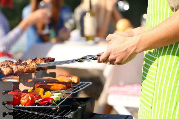 Vườn nướng BBQ