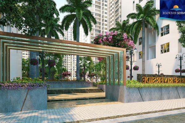 cổng dự án