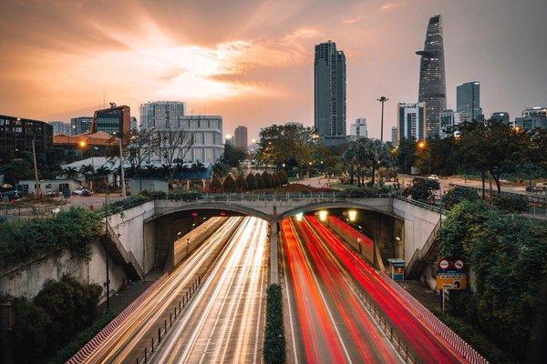 Hầm Thủ Thiêm - Công trình vượt sông hiện đại nhất Việt Nam
