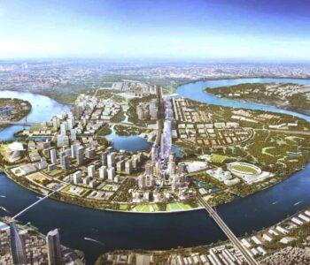"""Khu đô thị mới Thủ Thiêm Quận 2 – """"vùng đất hứa""""  với nhà đầu tư BĐS"""