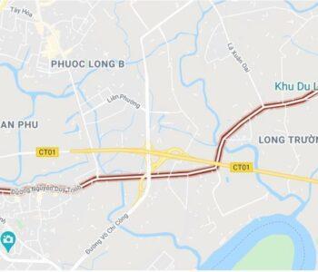 Thông tin quy hoạch trục đường Nguyễn Duy Trinh