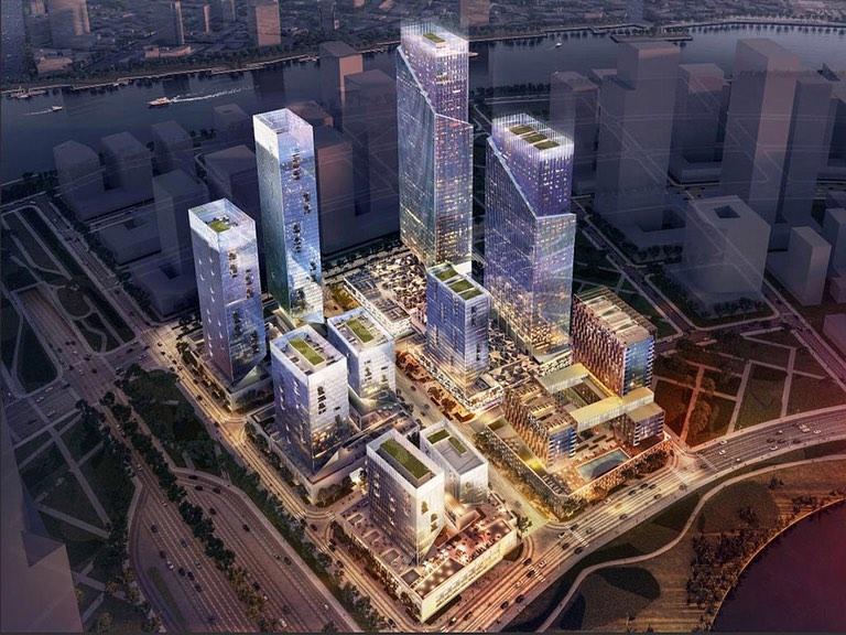 Thiết kế dự án Eco Smart City
