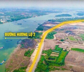 Cập nhật thông tin mới về đường Hương Lộ 2 Biên Hoà Đồng Nai
