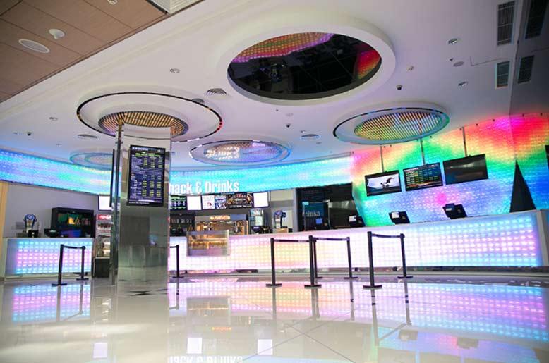 Rạp chiếu phim bên trong tòa nhà Bitexco