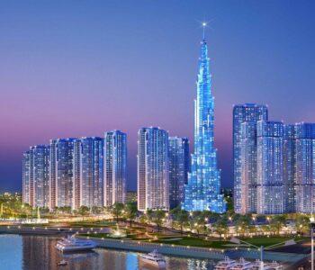 Khám phá tòa nhà cao nhất Việt Nam – Toà Landmark 81 tầng
