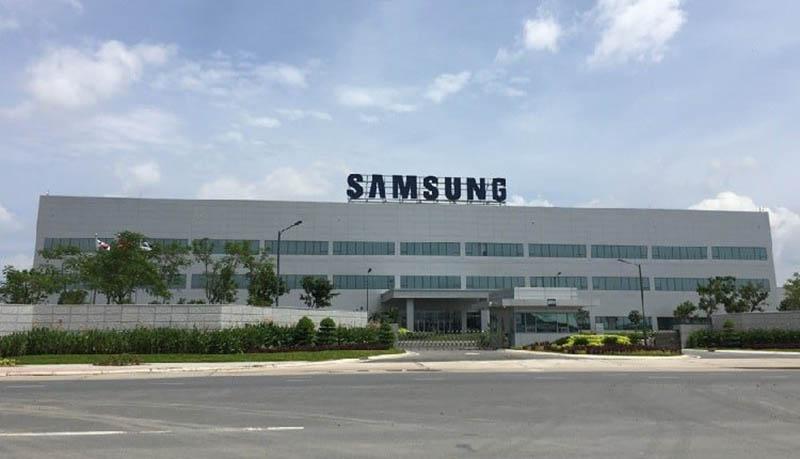 Tập đoan Samsung rót vốn vào thành lập nhà máy tại Khu công nghệ cao Quận 9