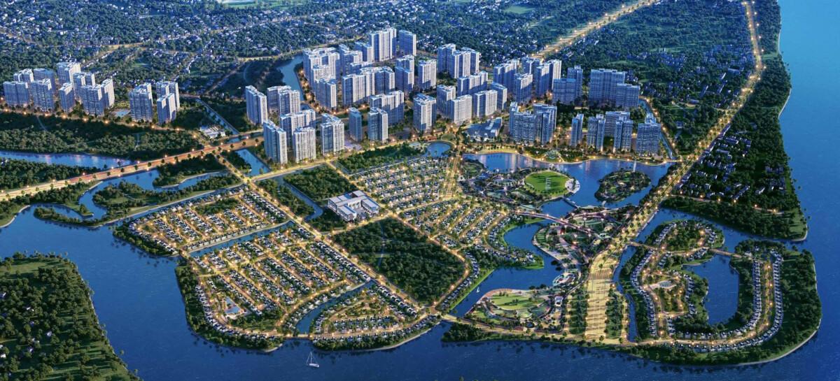 Chung cư Vinhomes Grand Park gần kề khu công nghệ cao