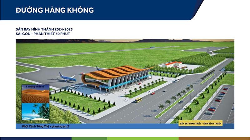 Thông tin quy hoạch sân bay