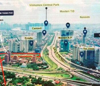 Tổng hợp Các dự án Novaland quận 2 Hồ Chí Minh